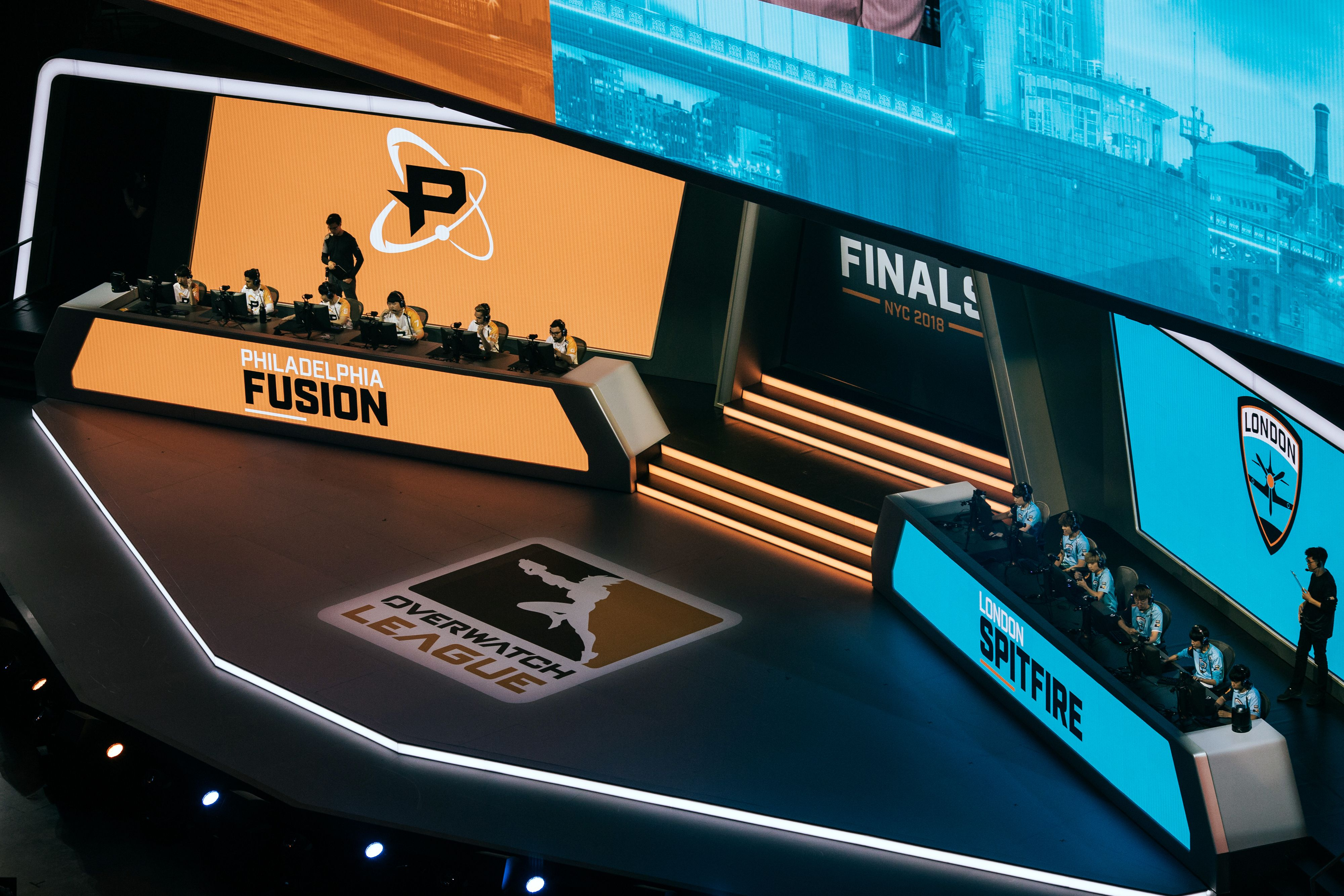 AB InBev becomes official beer sponsor of Activision Blizzard's Overwatch League