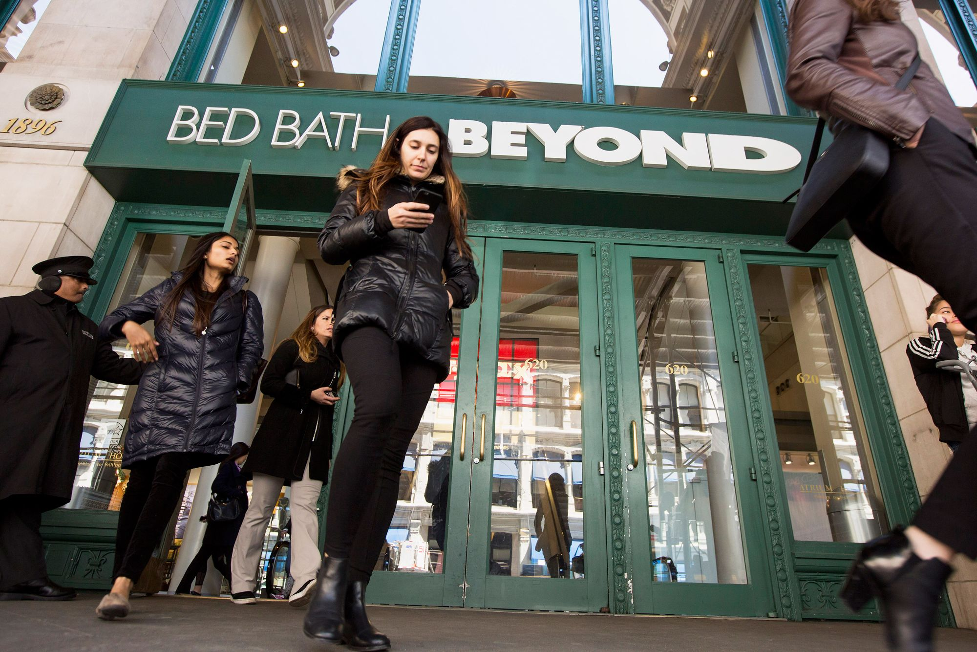 Activist investors detail its plan for change at Bed Bath and Beyond