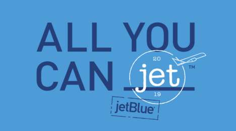 Airline-Promotion Social Media Takeovers : all you can jet