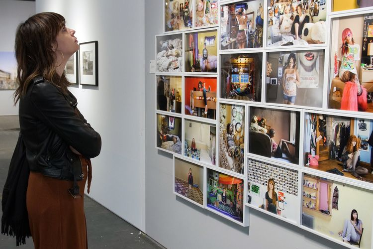 Bigger is not always better at New York's Photography Show
