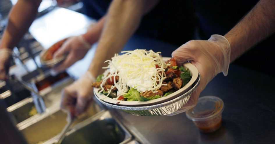 Chipotle's stock drops 6% after disclosing subpoena related to 2018 illness incident
