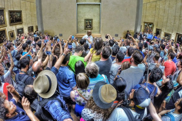 Crowd control: Louvre to enforce timed tickets in run-up to Leonardo da Vinci blockbuster