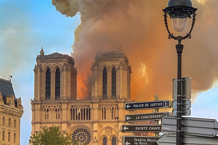 Director of Pinault Collection proposes controversial 90% tax breaks for Notre Dame donors