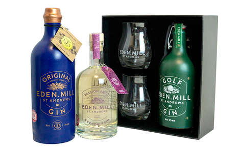 Eden Mill Passionfruit & Coconut Gin