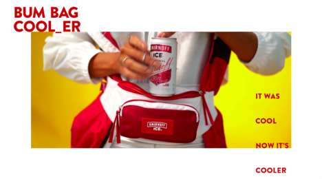 Fanny Pack Coolers : wearable cooler