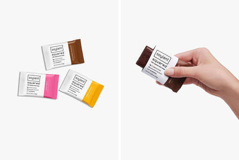 Fortified Meal Replacement Snacks : Soylent Squares