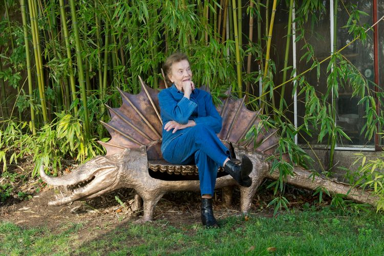 French sculptor Claude Lalanne has died, aged 93