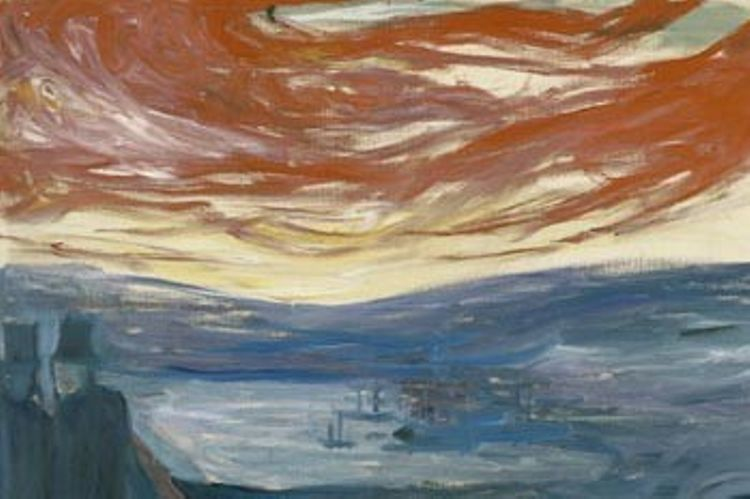 From Despair to The Scream: the genesis of Edvard Munch's most famous work