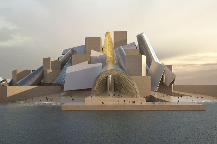 Guggenheim Abu Dhabi plans to open around 2022