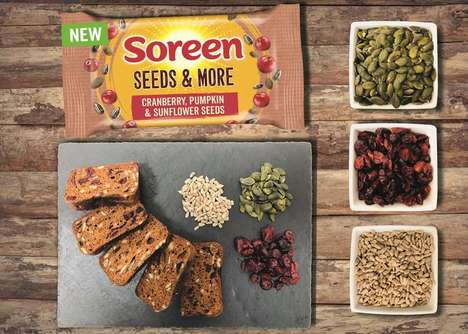Health-Focused Malt Loafs : Soreen Seeds & More
