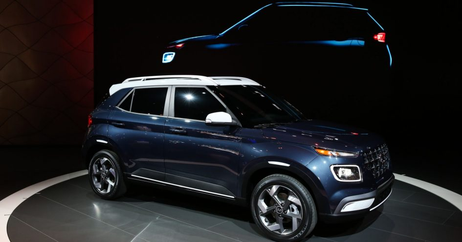 Hyundai aiming for entry level and used car buyers with new SUV