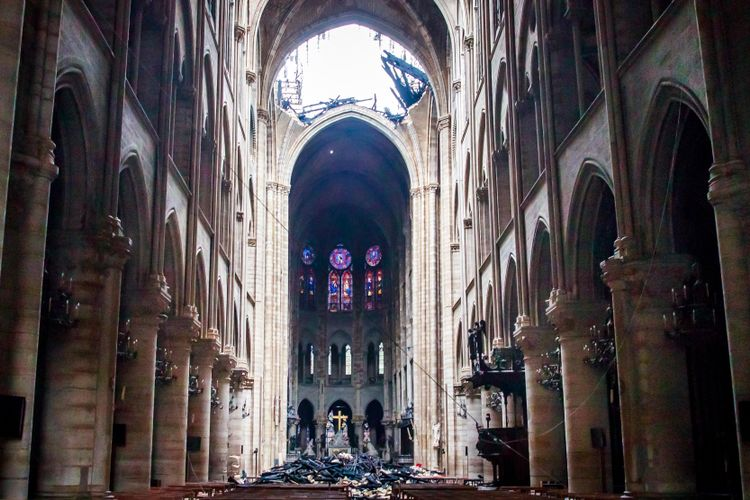 In Notre Dame, we find heritage that invites us to breathe and reflect