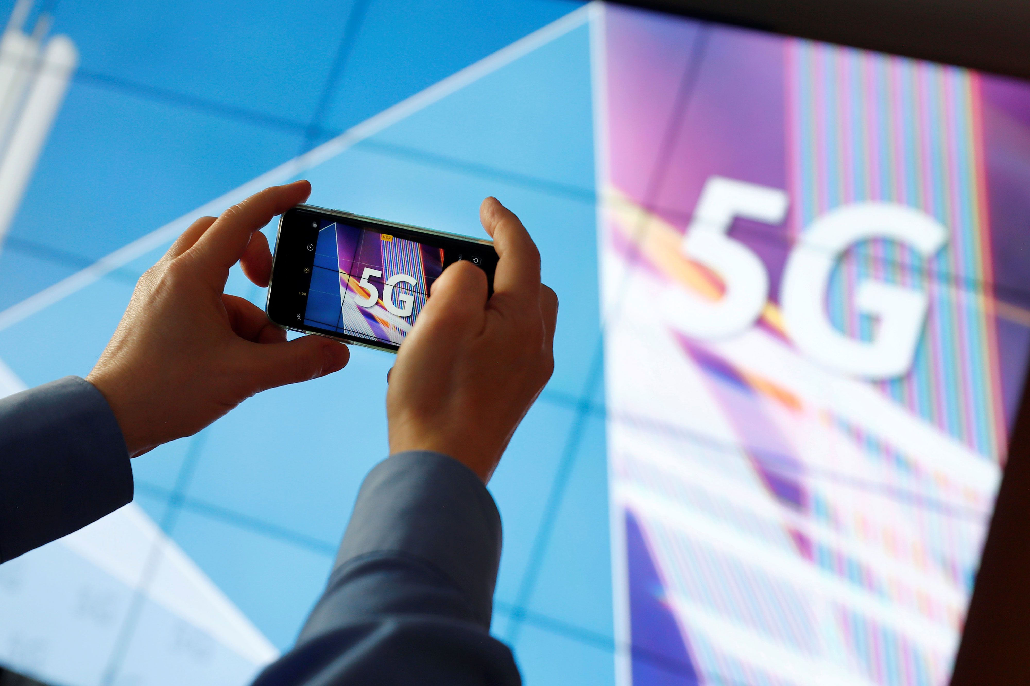 Jim Cramer revisits his top stock picks for the 5G rollout