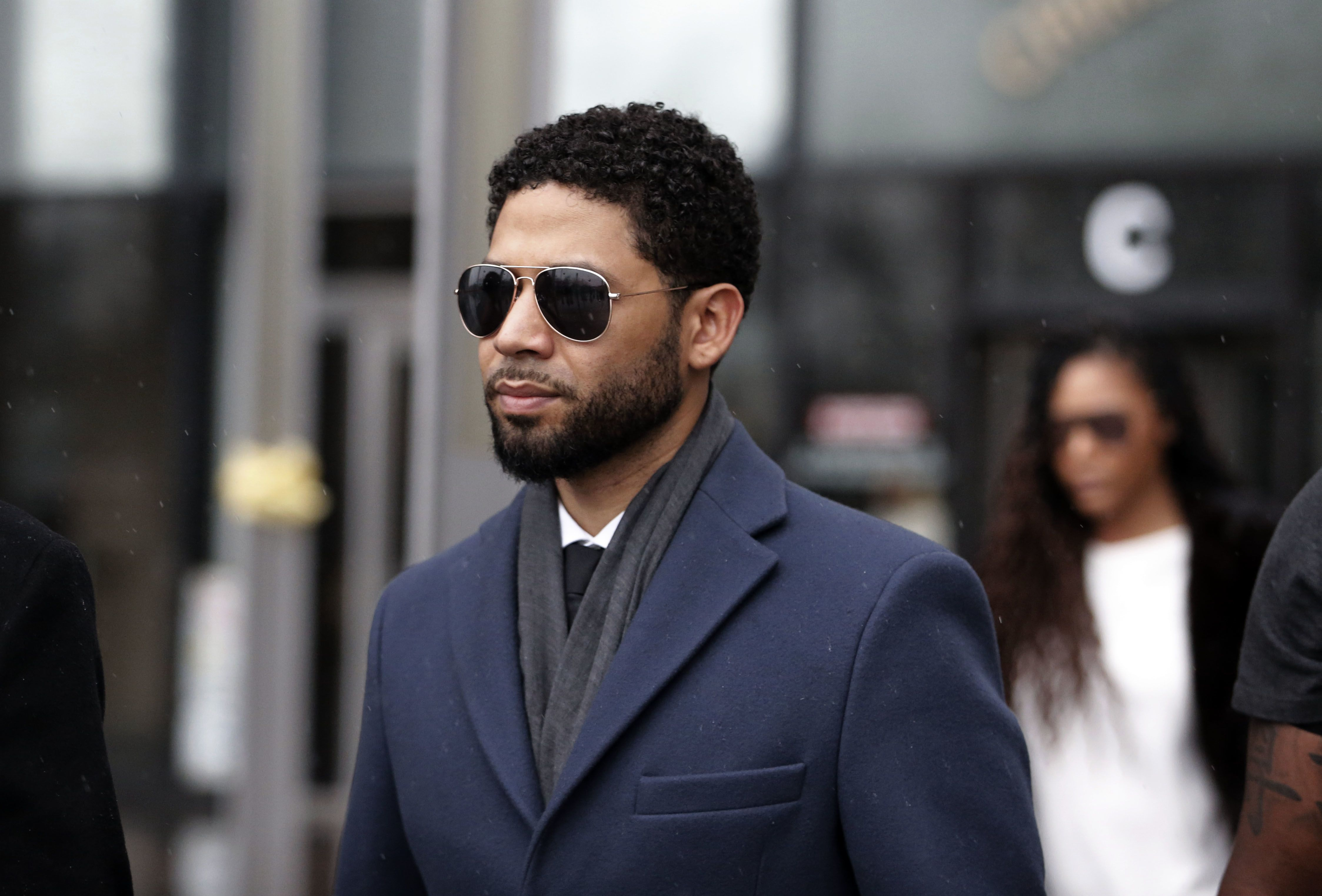 Jussie Smollett not expected to return to Fox's 'Empire'