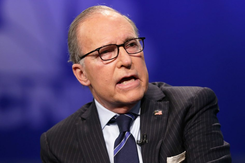 Larry Kudlow says Fed should still cut rates despite 3.2% GDP growth