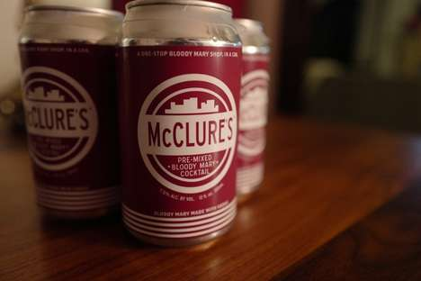 McClure's Ready-To-Drink Bloody Mary Cocktail