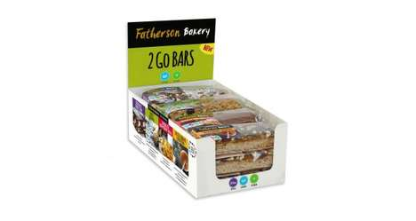 On-the-Go Gluten-Free Snack Bars : Fatherson Bakery 2Go Bars