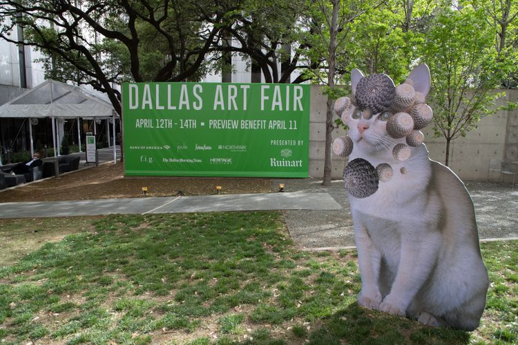 Patronage without pretension abounds at the 2019 edition of the Dallas Art Fair