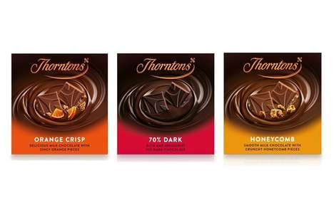 Premium Sharing-Friendly Chocolates : Thorntons tablets
