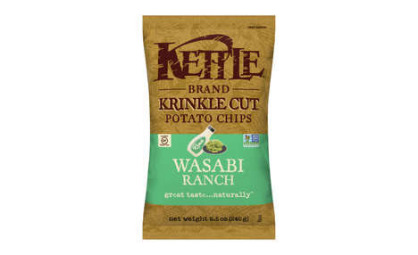 Reduced Plastic Snack Packaging : Kettle Brand chips