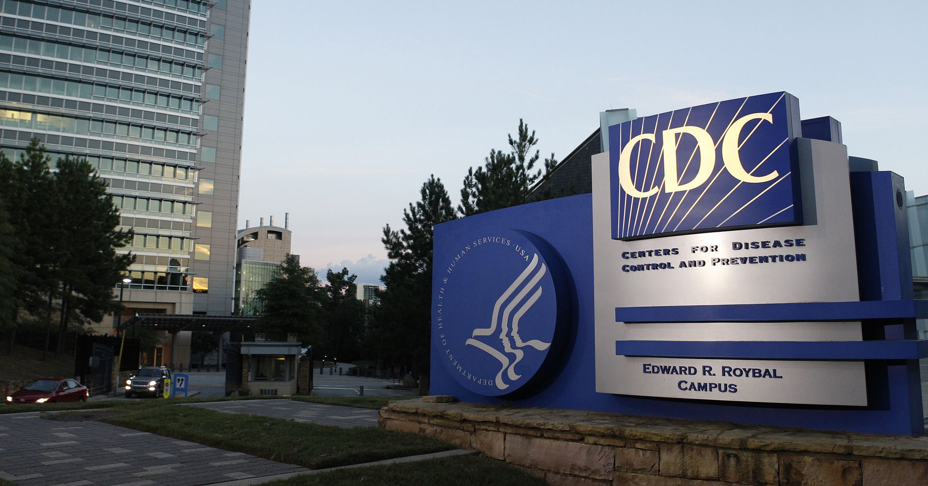 The Centers for Disease Control and Prevention (CDC) headquarters in Atlanta, Georgia.