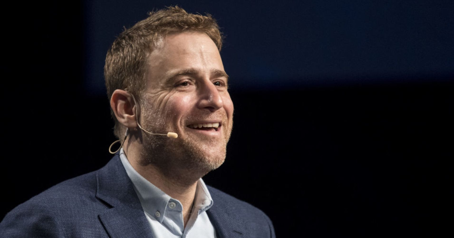 Stewart Butterfield, co-founder and CEO of Slack