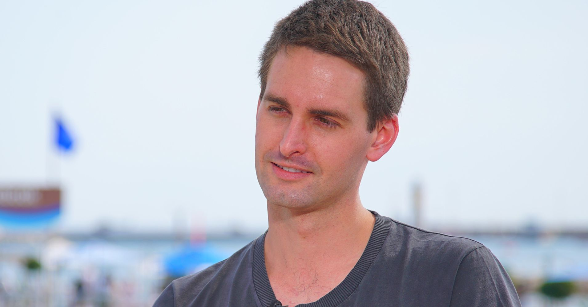 Evan Spiegel, CEO and co-founder of Snap Inc.