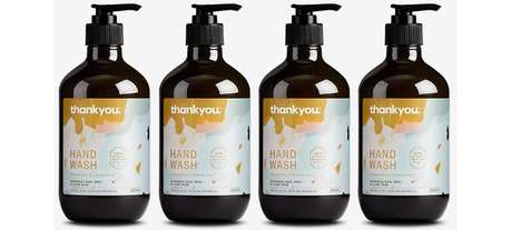 Summery Vegan-Friendly Soaps : Hand Wash
