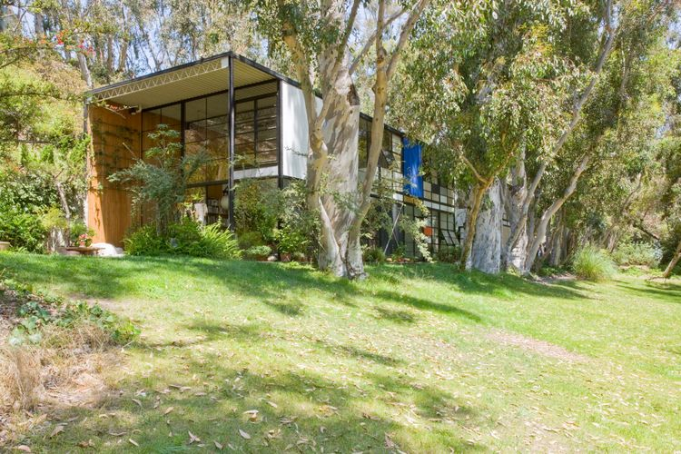 The Getty Conservation Institute maps out a plan to preserve the Eames House