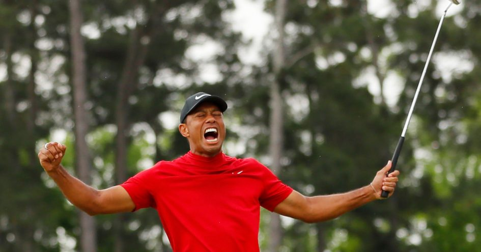 These stocks could benefit from Tiger Woods' Masters win