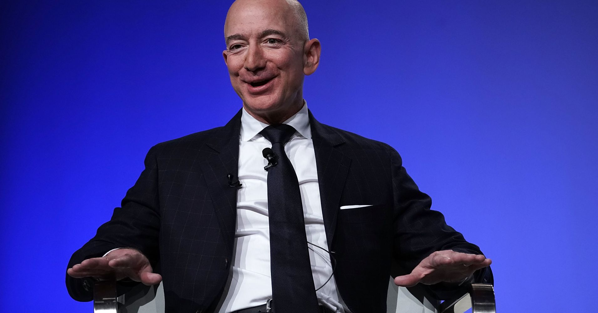 You must study up on the Amazon effect before buying any stock