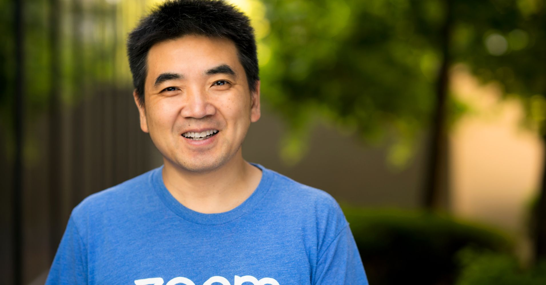 Zoom Video Communications CEO Eric Yuan.