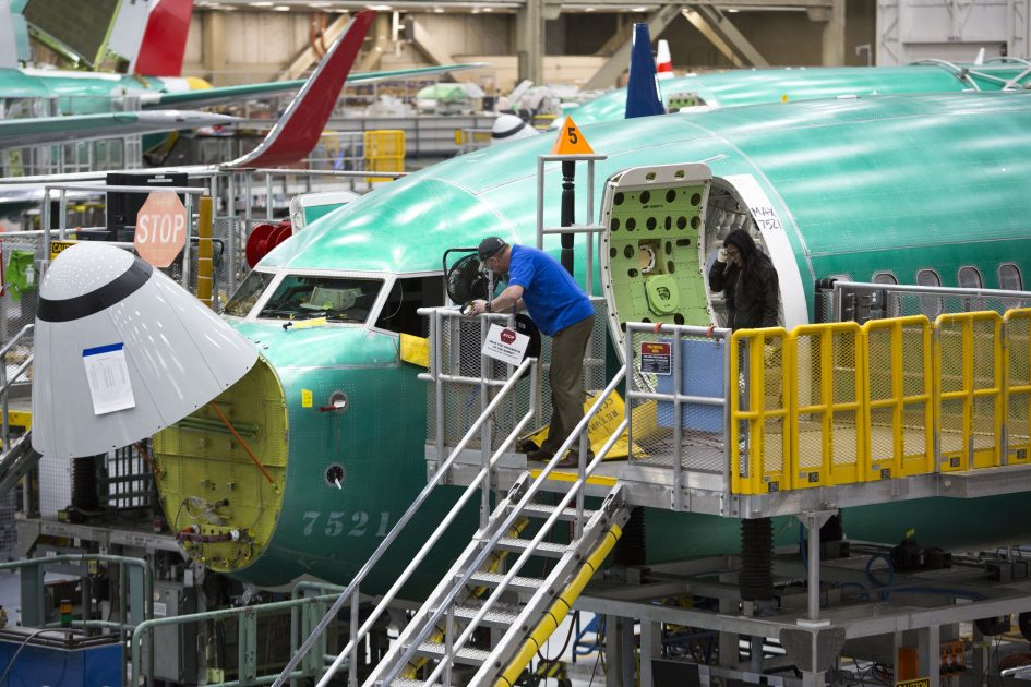 Air safety officials face lawmakers after fatal Boeing 737 Max crashes