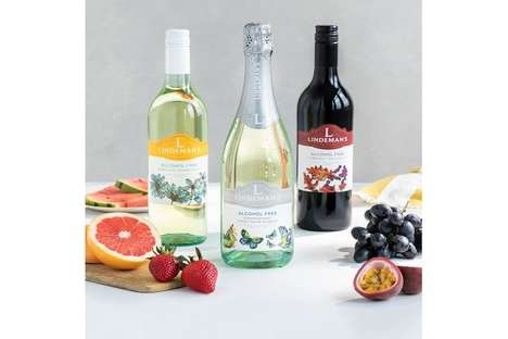 Alcohol-Free Wine Collections : Lindeman's wine