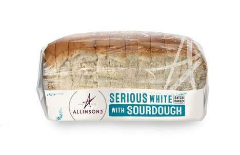 Allinson's Serious White with Sourdough