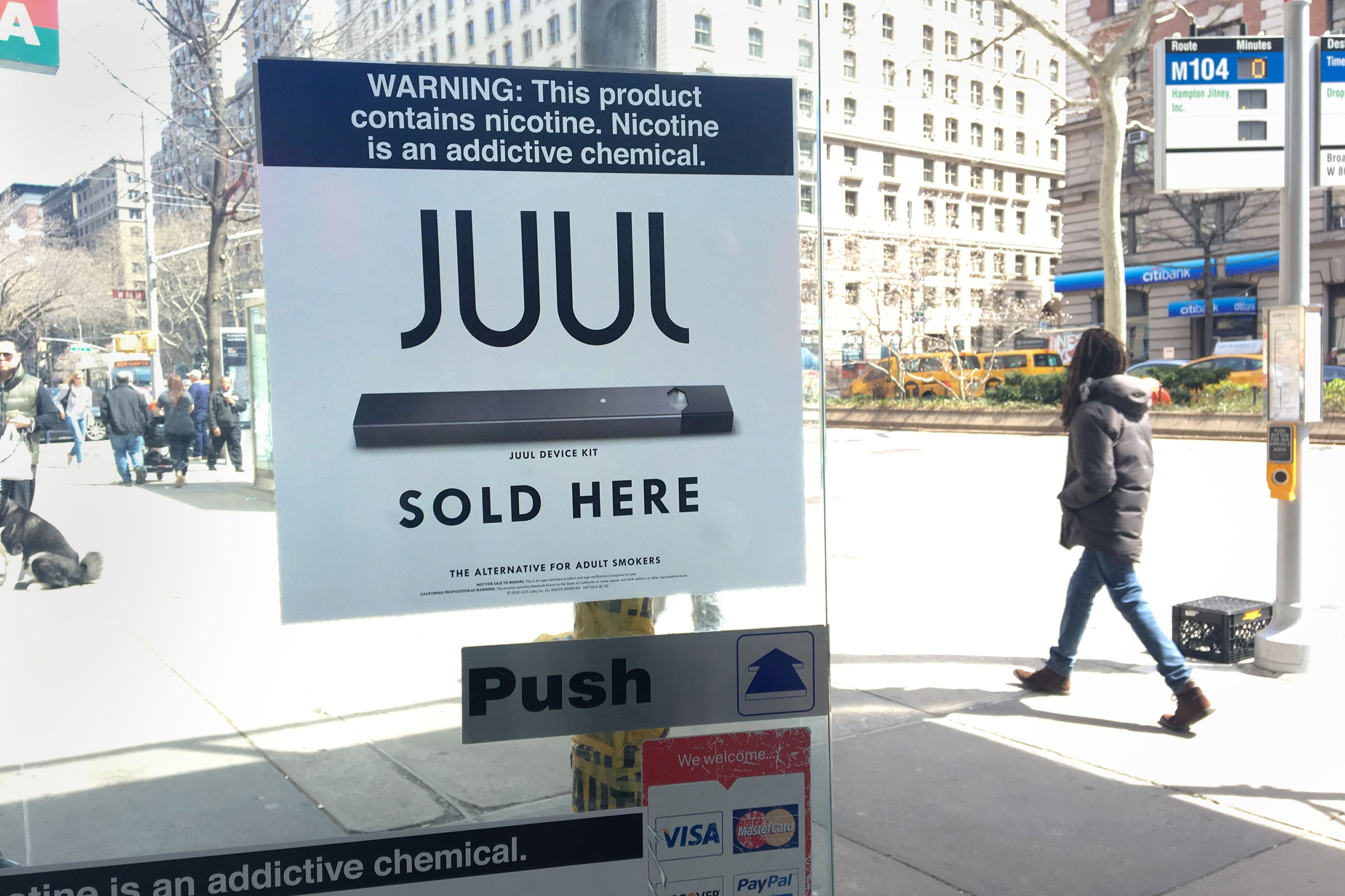 Altria CEO Howard Willard grilled on Juul e-cigarette investment