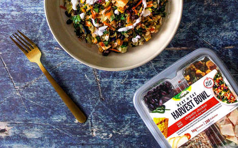 Artisan-Style Heat-and-Eat Meals : Harvest Bowls