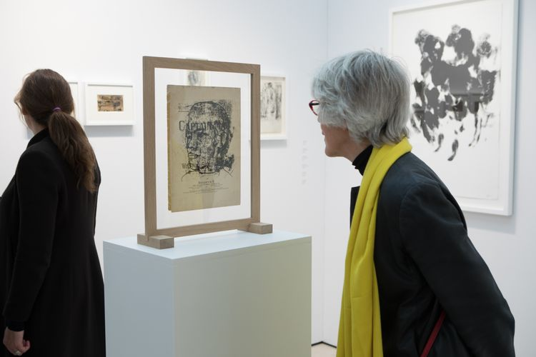Back to the drawing board: new London fair pushes works on paper