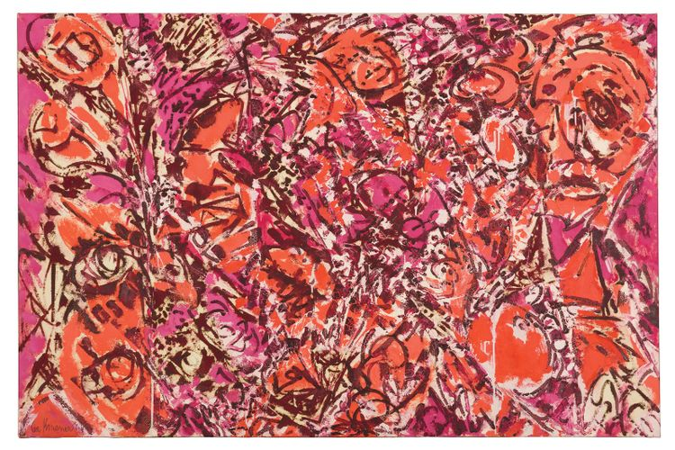 Barbican show in London aims to raise Lee Krasner's profile