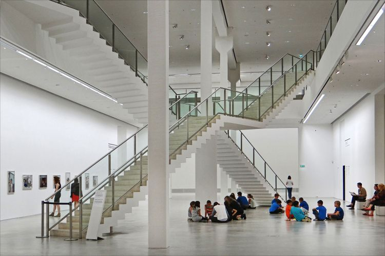 Berlinische Galerie forced to close suddenly because of structural problems