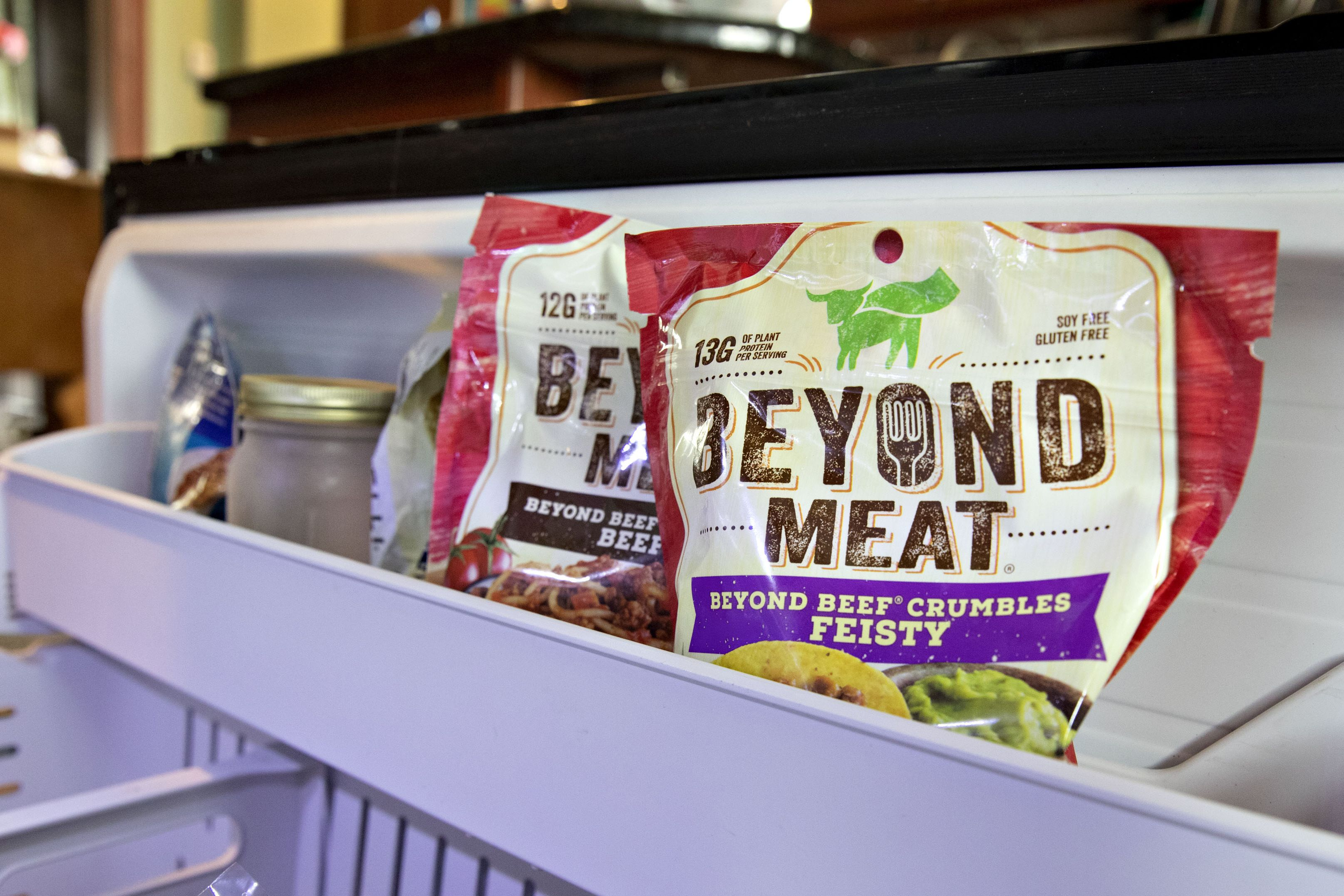 Beyond Meat prices IPO at $25 per share