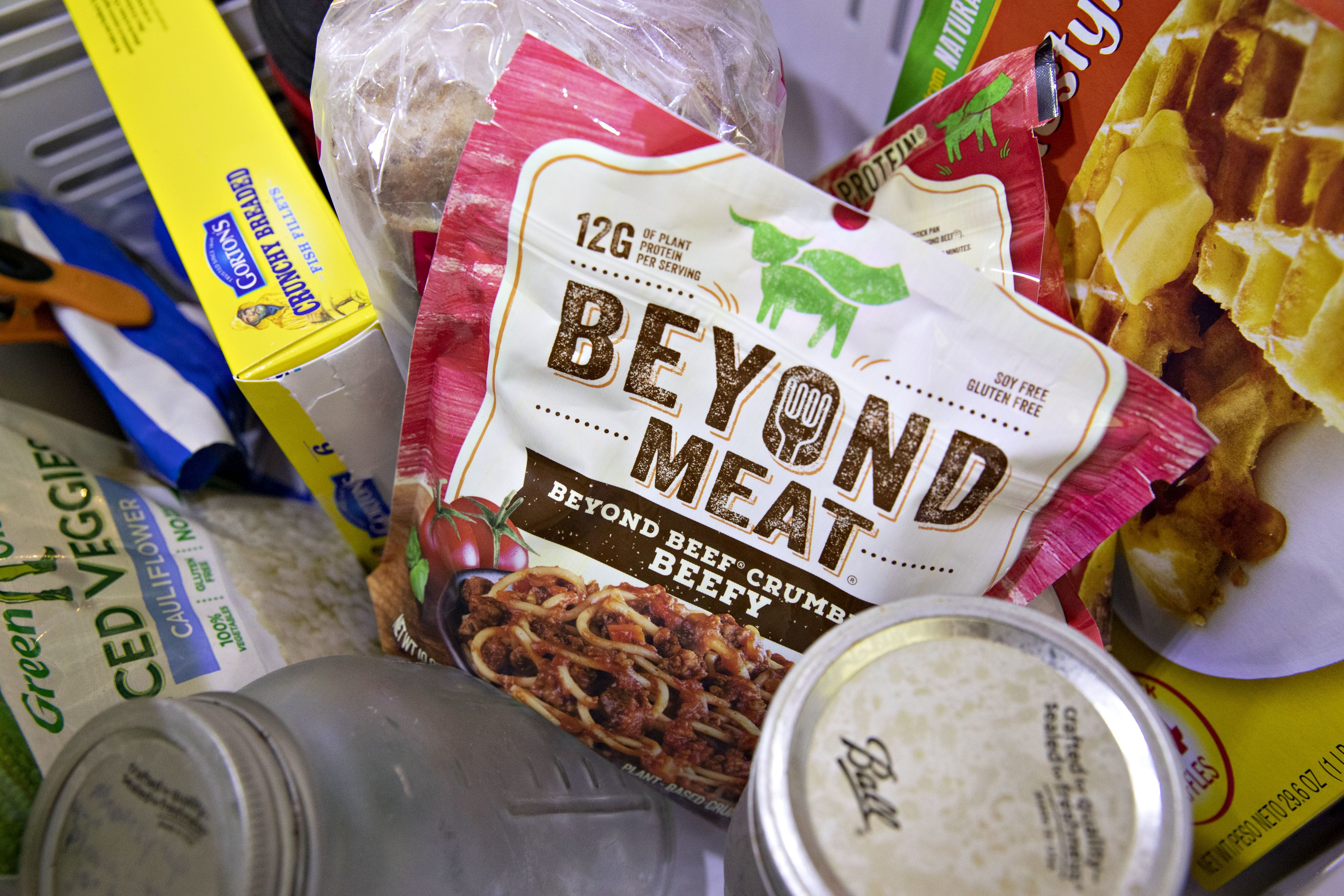 Beyond Meat's shares jump 2% after inking European production deal