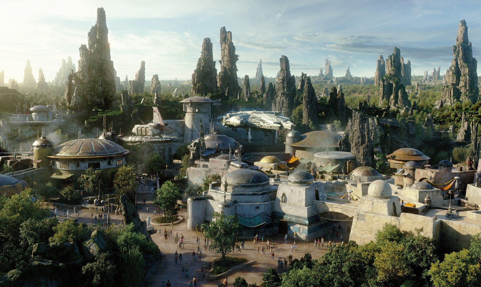 CEO Bob Iger doesn't think Disney is too reliant on 'Star Wars'