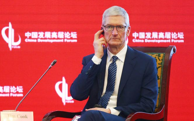 Citi slashes Apple outlook, says trade war likely to cut China sales in half
