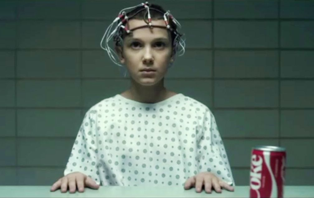 Coca-Cola is re-releasing New Coke to promote Stranger Things