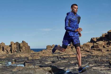 Color-Accented Fashionable Sportswear : adidas TERREX Collection