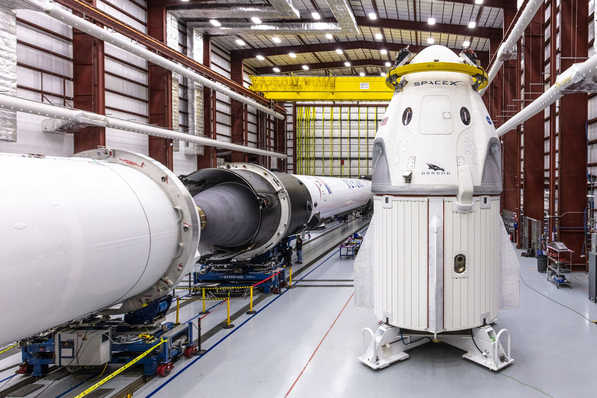 Crew Dragon capsule 'destroyed' during testing in Florida