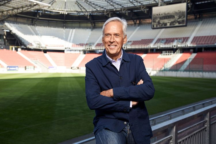 Curator will plant 299 trees in Austrian football stadium in statement against climate change