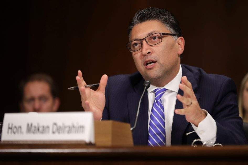 DOJ antitrust chief Makan Delrahim remains open to a T-Mobile-Sprint deal