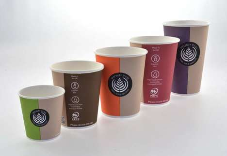 Eco-Conscious Packaging Initiatives : Huhtamaki